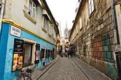 Street of Zagreb (ed_wka_2000) Tags: zagreb cityofzagreb croatia