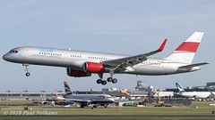 9HAVM 757 Jet Magic/U2 (Anhedral) Tags: 9havm boeing 757 75723a 757200 jetmagic u2 experienceinnocencetour landing dublinairport dub eidw