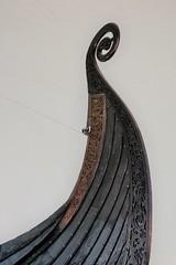 Norwegian Longboat (weezybaa) Tags: boat norway viking sightseeing outdoor old history wood longboat