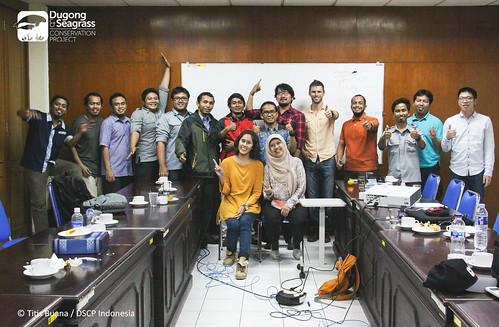 Aerial Survey Trainers & Participants