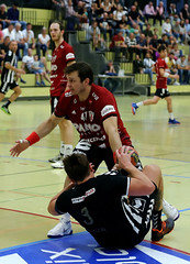 AW3Z4294_R.Varadi_R.Varadi (Robi33) Tags: action ball basel foul handball championship fight audience referees switzerland fun play gamescene sports sportshall viewers