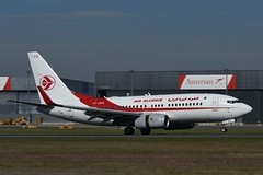 LOWW - Vienna (VIE) - Air Algerie - Boeing 737-7D6C 7T-VKS - Flight AH2028 from Algier (ALG)