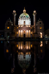 Vienne (Renaud Alouche) Tags: vienne archi architecture looks city urban chruch beautiful colors gold nikon d750 reflections paint historic tourism tourist austria vienna contrast light
