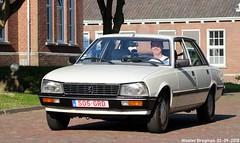 Peugeot 505 GRD (XBXG) Tags: 505grd peugeot 505 grd peugeot505 diesel la fête des limousines 2018 fort isabella reutsedijk vught emw elk merk waardig youngtimer old classic french car auto automobile voiture ancienne française vehicle outdoor nederland holland netherlands paysbas