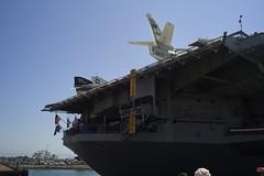 L1000065 (manolosavi) Tags: leica summilux 35mm m10 california sandiego ussmidway airplane jet boat
