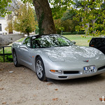 20181007 - Chevrolet Corvette C5 - N(2824) - CARS AND COFFEE CENTRE - Chateau de Chenonceau thumbnail