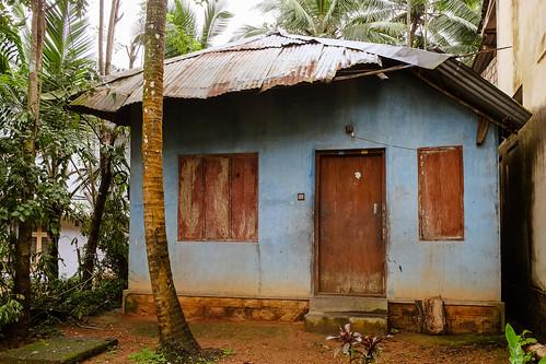 Finalmente hanno costruito la casa che disegnavo da piccolo!Kerala, India, 2018