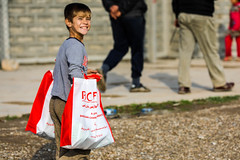 BCF Delivers Aid to IDPs in Namrud and Salamiya camps in Nineveh (15)