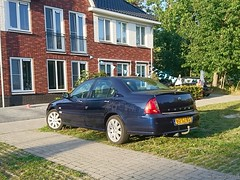Rover 45 1.8 saloon 2006 (60-SJ-BS) (MilanWH) Tags: rover 45 18 saloon 2006 60sjbs