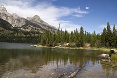 Taggart Lake (Dani_de_luis) Tags: usa estadosunidos unitedstates grandteton tetons nps nationalparks wildlife fauna viajes vacaciones