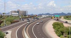 Phoenix Arizona - SR51 - 8208 (AZDew) Tags: stateroute51 freeway phoenix arizona road