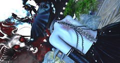 Bear a sin rest of your life. (亗. к ᴀ ɴ ᴀ . 亗 (I'm Japanese)) Tags: secondlife sl snapshot ss secondlifefashion fashion furniture fantasy japan event events gacha decoration neojapan we3roleplay cerberusxing thewhitecrow naminoke shi bauhausmovement monkeybanana rhdesignhouse eve anc セカンドライフ セカンドライフブログ セカンドライフファッション セカンドライフ家具 デコレーション ガチャ イベント ファンタジー 和 和装 和服 和物 日本