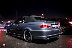BMW E46 Cabrio (TimelessWorks) Tags: time less works timeless timelessworks tw bmw season closing sezono uzdarymas 2018 beamer bimmer bimmerlife low lowered lowlife stance fitment modified tuning slammed beemer 1er 3er 5er 6er 7er e9 e30 e31 e34 e38 e39 e46 e36 e92 e90 e60 e61 e65 f01 f10 akademija kaunas lithuania night nighttime dark lightpainting longexposure exposure