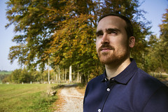 Autumnsong (susy.drake) Tags: ifttt 500px guy man boy male beard redbeard nature portrait outdoor outdoors forest introspective