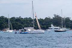 09072018-DSCF8869-2 (Ringela) Tags: ilesdelérins iles de lérin pizza france juli 2018 boats landscape xt1 fujifilm