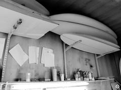 (LV diaphragm) Tags: fujifilm france rochelle noir blanc black white monochrome surf surfboard shape shaper s4f angoulins