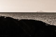 (Mireille Muggianu) Tags: bouchesdurhone cassis europe france provencealpescotedazur blackandwhite mer noiretblanc paysage samsungnx nx500