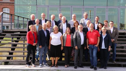 Konferenz der haushaltspolitischen SprecherInnen des Bundes- und der Landtage in Kiel.