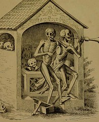 This image is taken from Page 5 of The dance of death at Basle (Medical Heritage Library, Inc.) Tags: dance death wellcomelibrary ukmhl medicalheritagelibrary europeanlibraries date1852 idb24857920