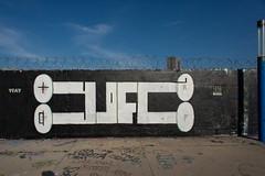 biofa (lepublicnme) Tags: france paris october 2018 graffiti biofa bluesky ciel bleu