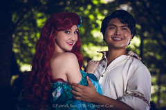 SP_83641 (Patcave) Tags: dragon con dragoncon 2018 dragoncon2018 cosplay cosplayer cosplayers costume costumers costumes little mermaid disney ariel animation movie redhead redhair prince eric