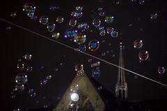 midnight bubbles (claudia 222) Tags: bubbles night amsterdam sky