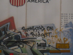 It be like that. (Billy Danze.) Tags: freight graffiti
