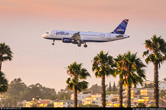 [SAN.2012] #JetBlue #B6 #Airbus #A320 #Blue.Infinity.And.Beyond #awp (CHR / AeroWorldpictures Team) Tags: jetblue airways airbus a320200 cn 4578 reg n784jb eng v2500 cab y150 rmk named blueinfinityandbeyond history aircraft first flight test fwwdz built site toulouse lfbo france delivered jetblueairways b6 jbu ferried tlsyyrmco sunset palmier landing plane aircrafts airplane usa us airlines sandiego san ksan california ca nikon d300s nikkor 70300vr lightroom aeroworldpictures chr raw 2012