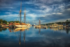 Harbour Of Longing (Anna Kwa) Tags: camden harbour boats sail reflections maine usa annakwa nikon d750 2401200mmf40 my longing always seeing heart soul throughmylens adventure life journey fate destiny travel world maryoliver