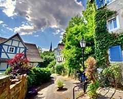 A secret place (Tobi_2008) Tags: marburg stadt town strase street hessen deutschland germany allemagne germania