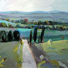 """remembered landscap (seewhatyoumean) Tags: ""remembered landscape near lithgow"" this was wynne prize entry 2015 what do you feel about it interiordesigners interiordesignideas architects"