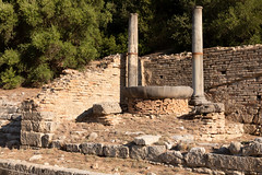 Ancient Olympia   Αρχαία Ολυμπία   Greece-48 (Paul Dykes) Tags: archeaolybia westgreeceregion greece gr hellas αρχαίαολυμπία ancientolympia olympicgames peloponnese ancientgreece archaeologicalsite