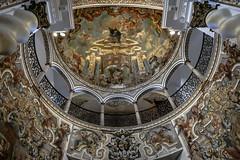 San Luis de Los Franceses Sevilla (ameliapardo) Tags: luisdelosfranceses sevilla templos iglesias monumentos arte techos fujixt2