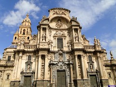 Murcia (santiagolopezpastor) Tags: españa espagne spain murcia regióndemurcia catedral cathedral baroque barroco