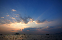 sunset (Steve only) Tags: olympus pen ep5 panasonic lumix g vario 14714 asph 7144 714mm f4 m43 landscape dusk cloud sunset