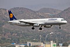 D-AIDQ Airbus A.321-231 Lufthansa AGP 22-09-18 (PlanecrazyUK) Tags: lemg malaga–costadelsolairport malaga costadelsol daidq airbusa321231 lufthansa agp 220918