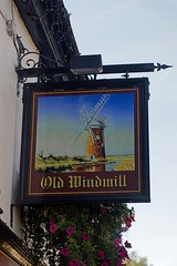 Old Windmill, Coventry (Dayoff171) Tags: coventry gbg gbg2019 pubsigns signs westmidlands unitedkingdom england europe greatbritain cv13ba