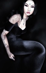 Cassandra (marduklust resident) Tags: sl avatar second life dae fangs marduklust kom chapter four endless pain tattoo