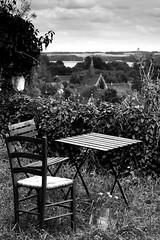Troo-2 (xtrice) Tags: troo église table chaises stjacquesdesguérets loiretcher france ubuntu rawtherapee gimp