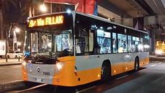 AMT 7080 (Lu_Pi) Tags: amt genova autobus bus menarinibus iia industriaitalianaautobus citymood citymood10 amtgenovalinea9 servizioserale caricamento campasso pontemorandi