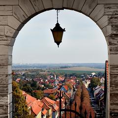 Blick auf Ballenstedt/Harz (r.wacknitz) Tags: ballenstedt sachsenanhalt schloss nikond3400 nikkor nikcollection harzvorland harz