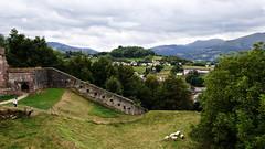 Citadelle de Saint-Jean-Pied-de-Port (BrigitteChanson) Tags: pyrénées atlantiques saintjeanpieddeport citadelle citadel pays basque mendiguren nouvelleaquitaine
