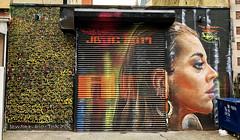 Rhythm & Hues by ??? & Adnate (wiredforlego) Tags: graffiti mural streetart urbanart publicart aerosolart manhattan eastvillage newyork nyc mattadnate