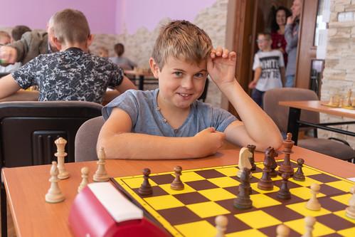 Grand Prix Spółdzielni Mieszkaniowej w Szachach Turniej VII-93