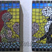 """""""Jack and Sally"""" by Suzanne, mosaic, $300.00"""