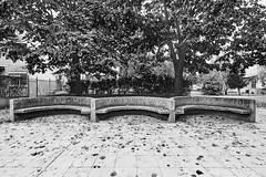 "Brutalist Benches urban design ""Аеродром"" Skopje, Macedonia - early 1980's (AMANITO) Tags: amanito vaseamanitomacedonia petrovski photo photography photoshop skopje vase аманито васе канон македонија петровски скопје фотографија фото фотография photographer realestate makedonija macedonia interior ентериер emterier fotografija architactural design"