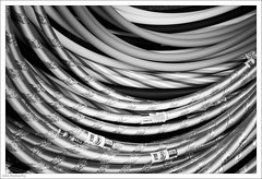 Hoopy 288/365 (John Penberthy ARPS) Tags: 3652018 365the2018edition nikon monochrome blackandwhite glitter day288365 mono 15oct18 hoops hulahoops d750 johnpenberthy