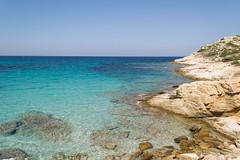 _DSC1615 (Romainounet) Tags: corse nature vert plage bleu ciel sable été septembre 2018 mer bateau