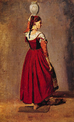 Camille Corot - Italian Woman, 1828 at Bridgestone Museum of Art Tokyo Japan (mbell1975) Tags: tokyo tokyoprefecture japan jp camille corot italian woman 1828 bridgestone museum art museo musée musee muzeum museu musum müze museet finearts gallery gallerie beauxarts beaux galleria painting impression impressionist impressionism french portrait