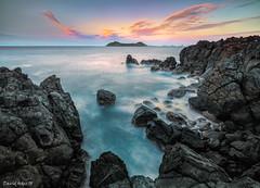 Tinoca (Gran Canaria) (David Hdez. ) Tags: mar océano sea acean puestadesol sunset canarias grancanaria islascanarias canaryisland naturaleza nature olympusomdem5markii